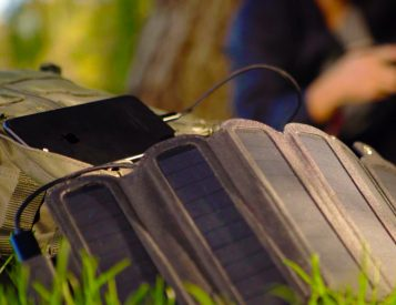 SolarCru Delivers Featherweight Off-Grid Power