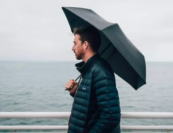This Windproof Umbrella Blows Away the Competition