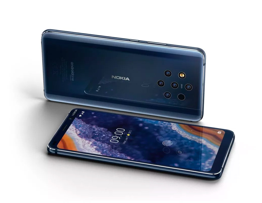 The Nokia 9 PureView is a Phone for Photographers at werd.com
