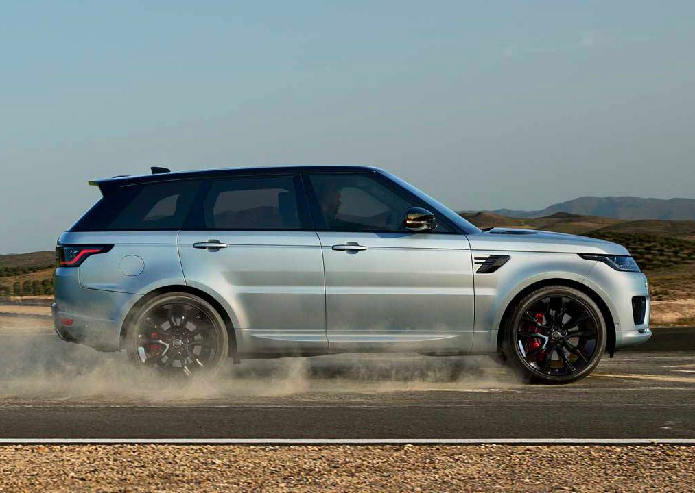 Range Rover Rolls Out The Sport HST Hybrid at werd.com
