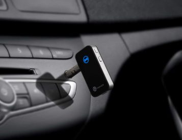 Update Your In-Car Audio with this Portable Bluetooth Receiver