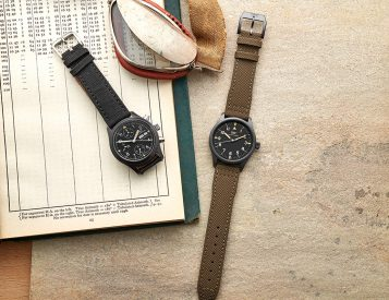 IWC & Hodinkee Partner Up On a Lean, Limited Edition Pilot's Watch