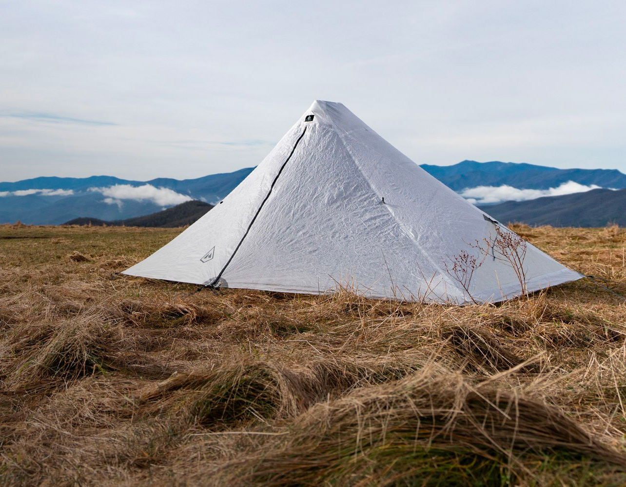 Hyperlite Mountain Gear Introduces Its Newest Tent: The Dirigo 2 at werd.com