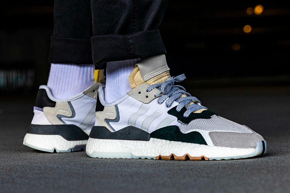 Adidas Originals Has You Laced with Two New Nite Joggers at werd.com
