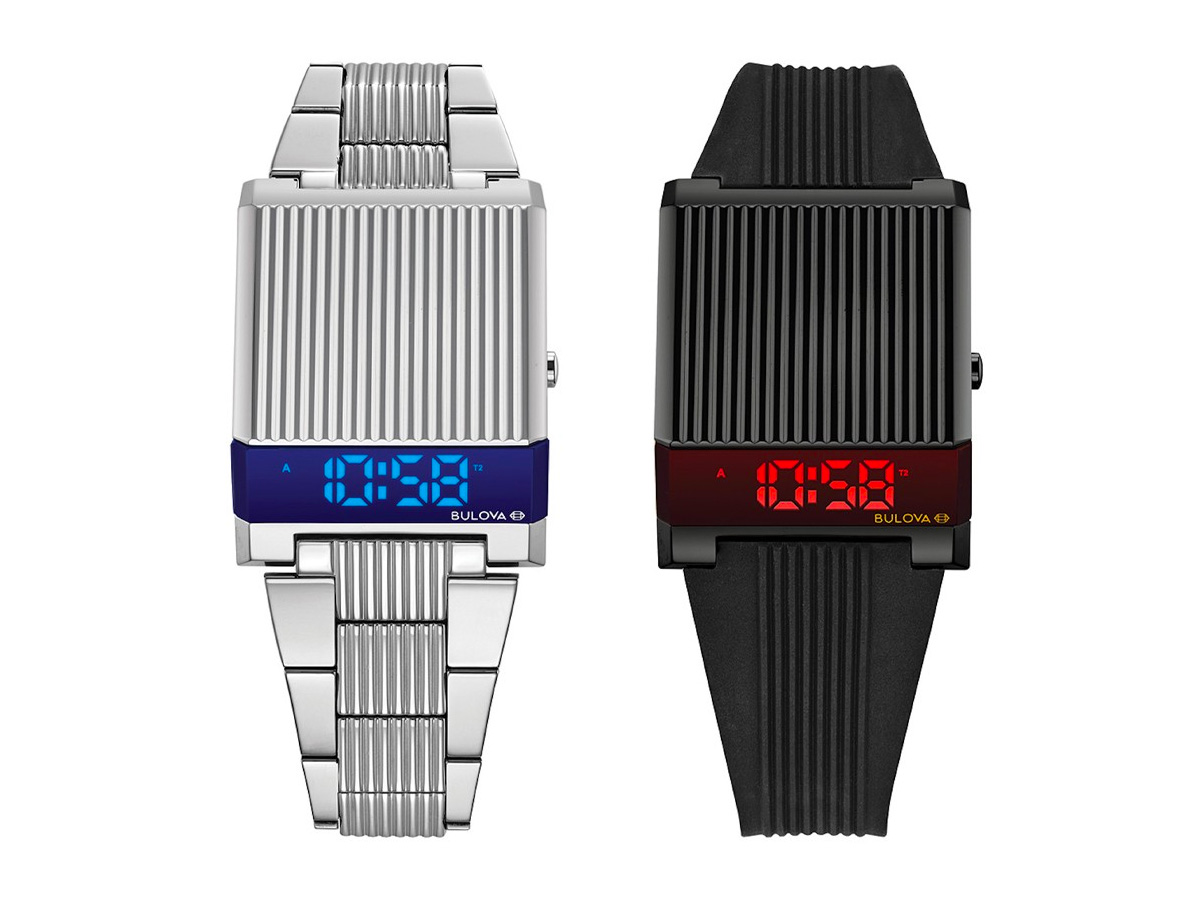 Bulova Brings Back a Futuristic Classic at werd.com