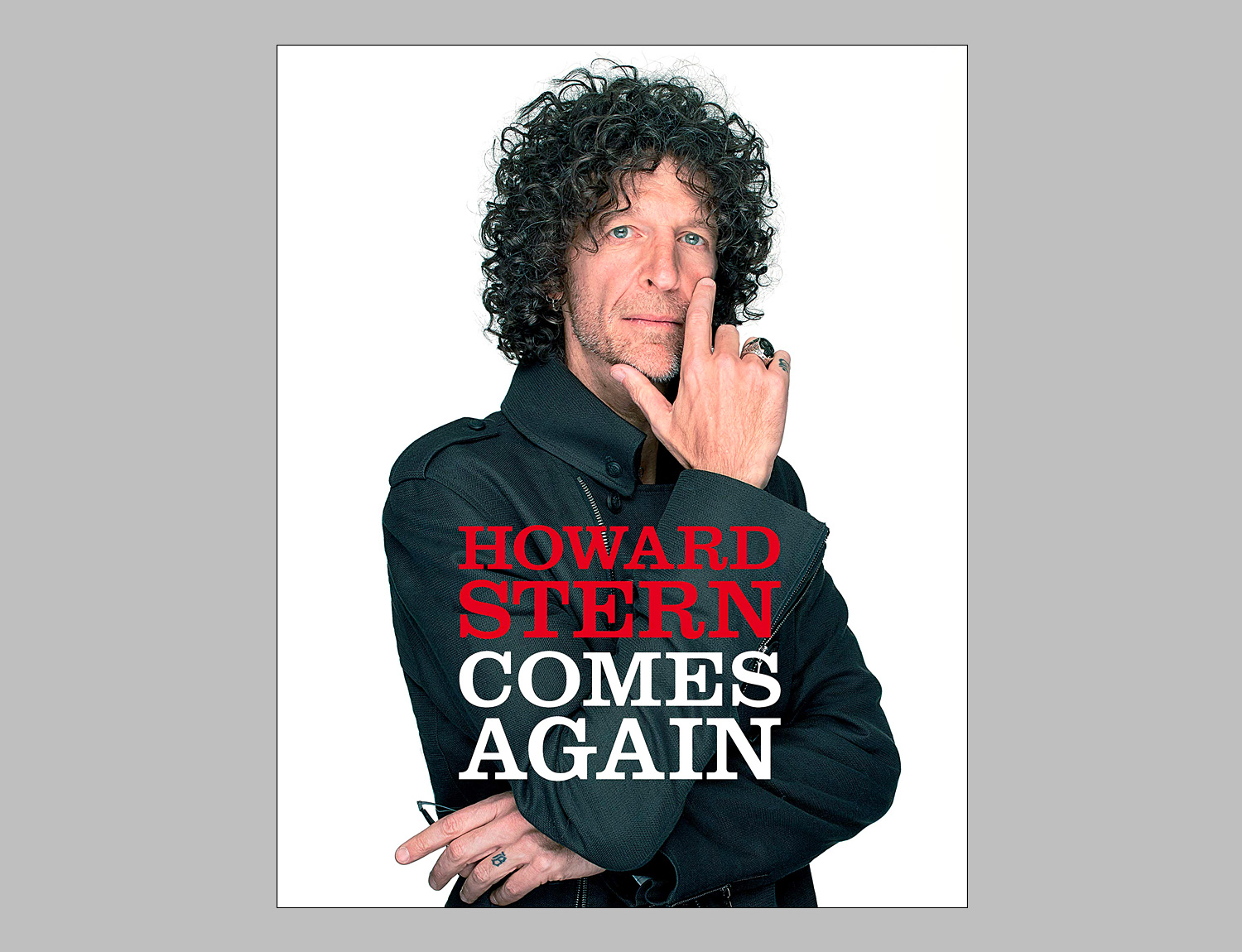 Howard Stern Comes Again at werd.com