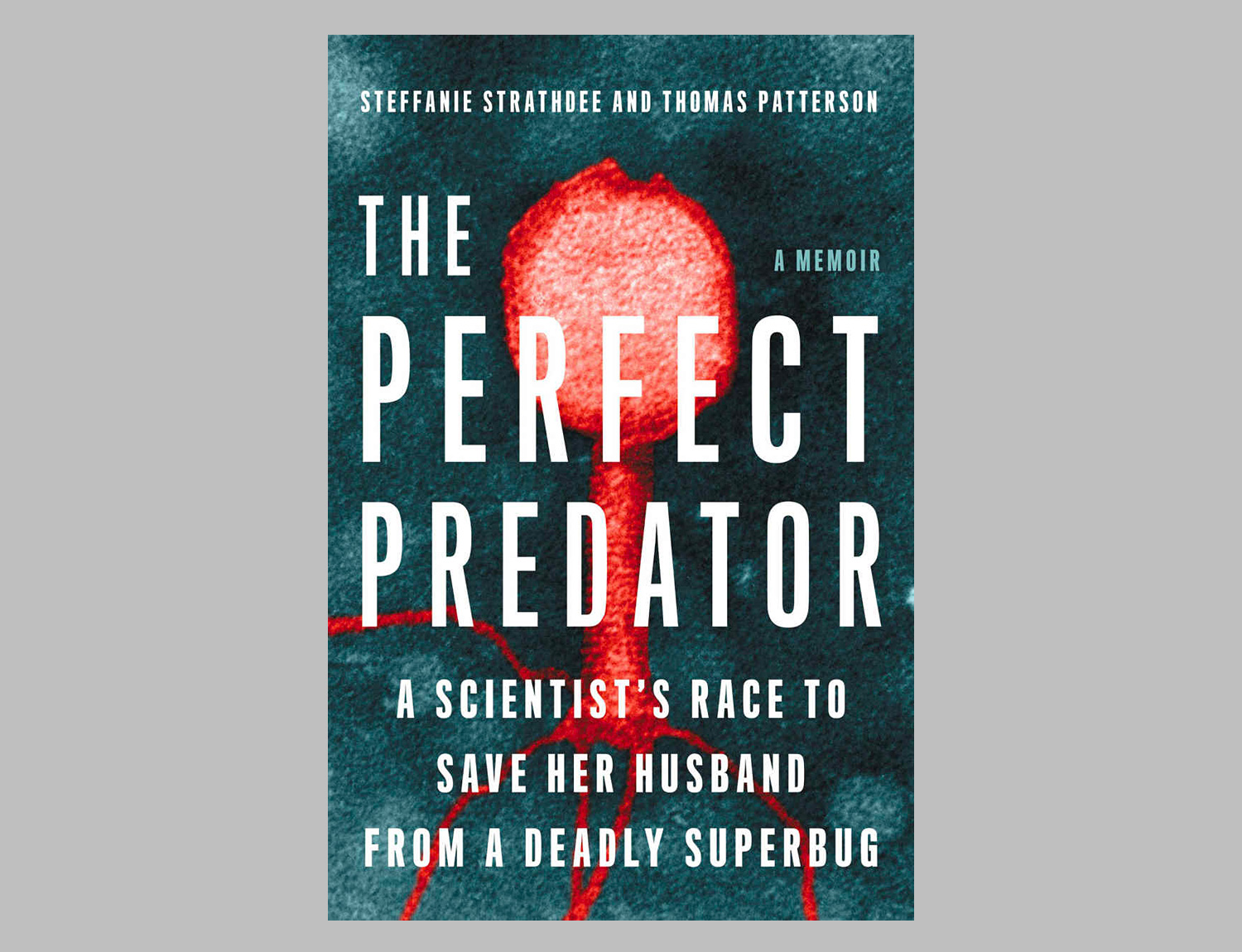 The Perfect Predator: A Scientist's Race to Save Her Husband at werd.com