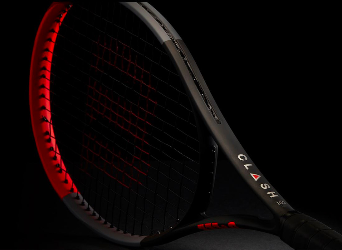 Tomorrow's Tennis Racket is Here Today: The Wilson Clash 100 at werd.com