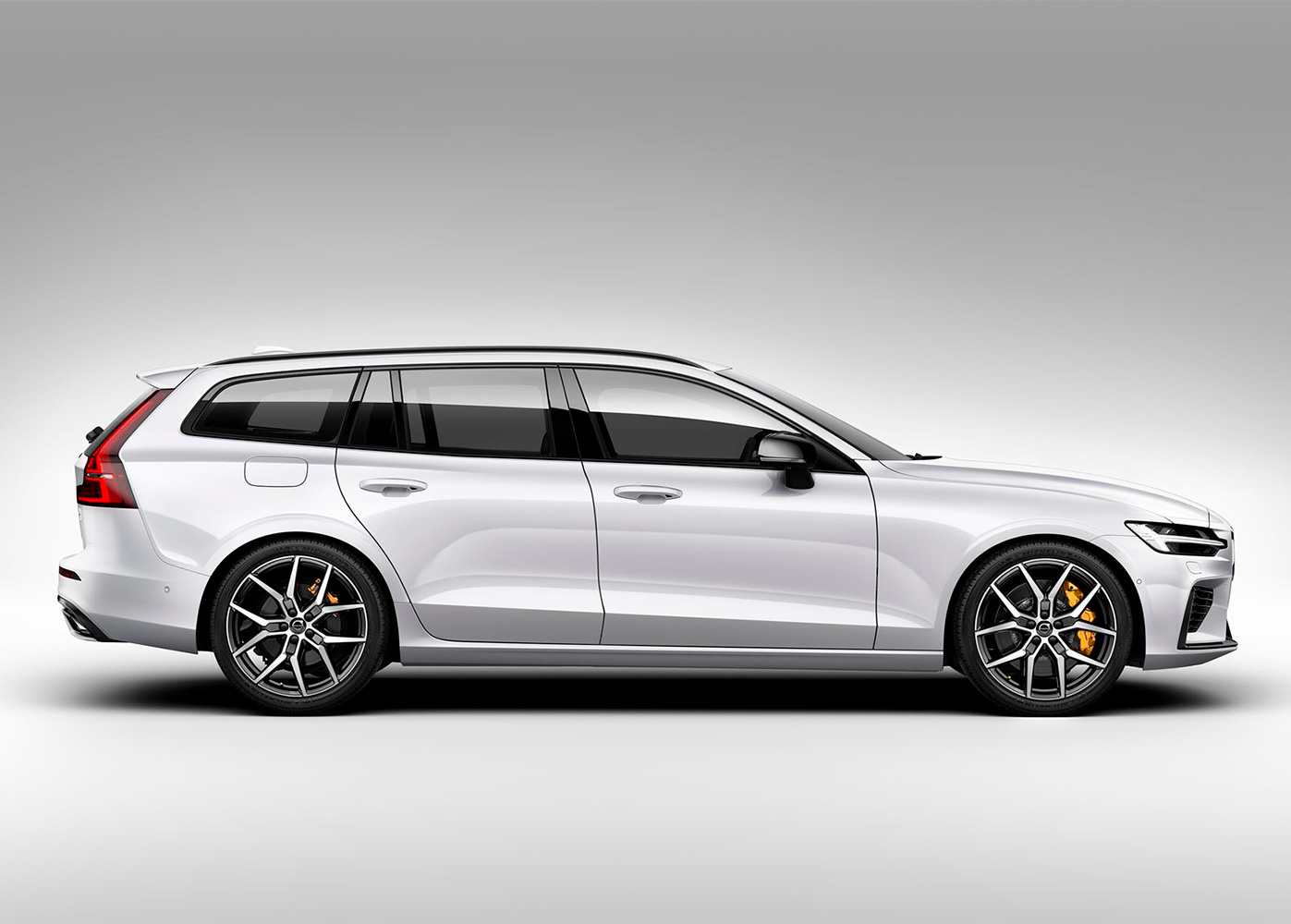 Volvo is Giving the V60 Wagon Polestar Performance at werd.com