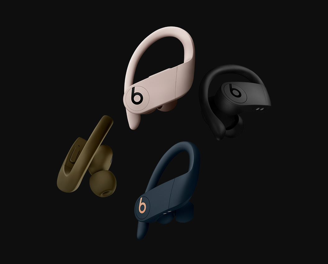 Powerbeats Pro Wireless Earbuds Outshine AirPods at werd.com