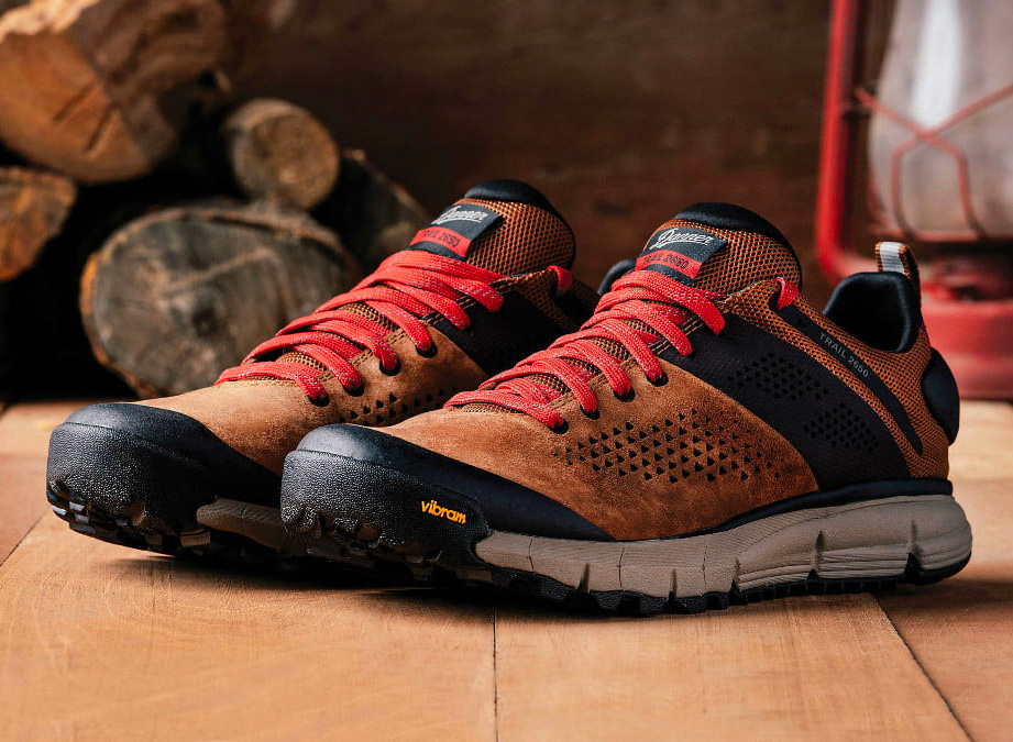 Go Fast & Light In Danner's Trail 2650 at werd.com