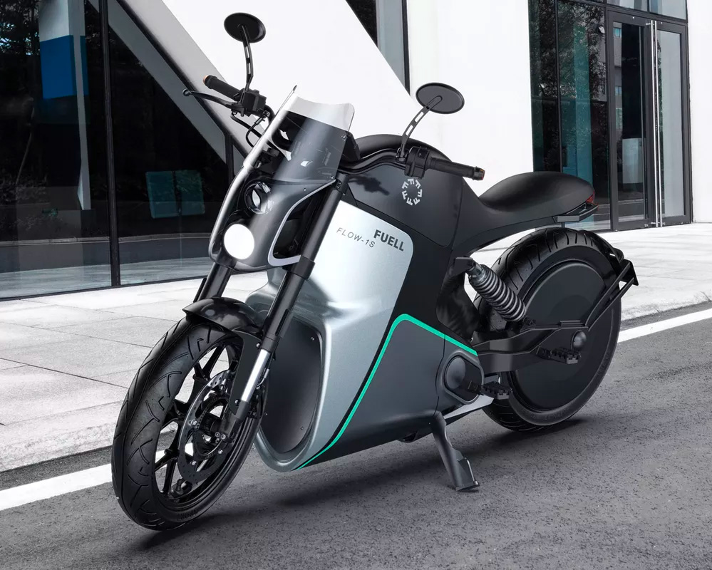Erik Buell Introduces Fuell Electric Bike Brand at werd.com