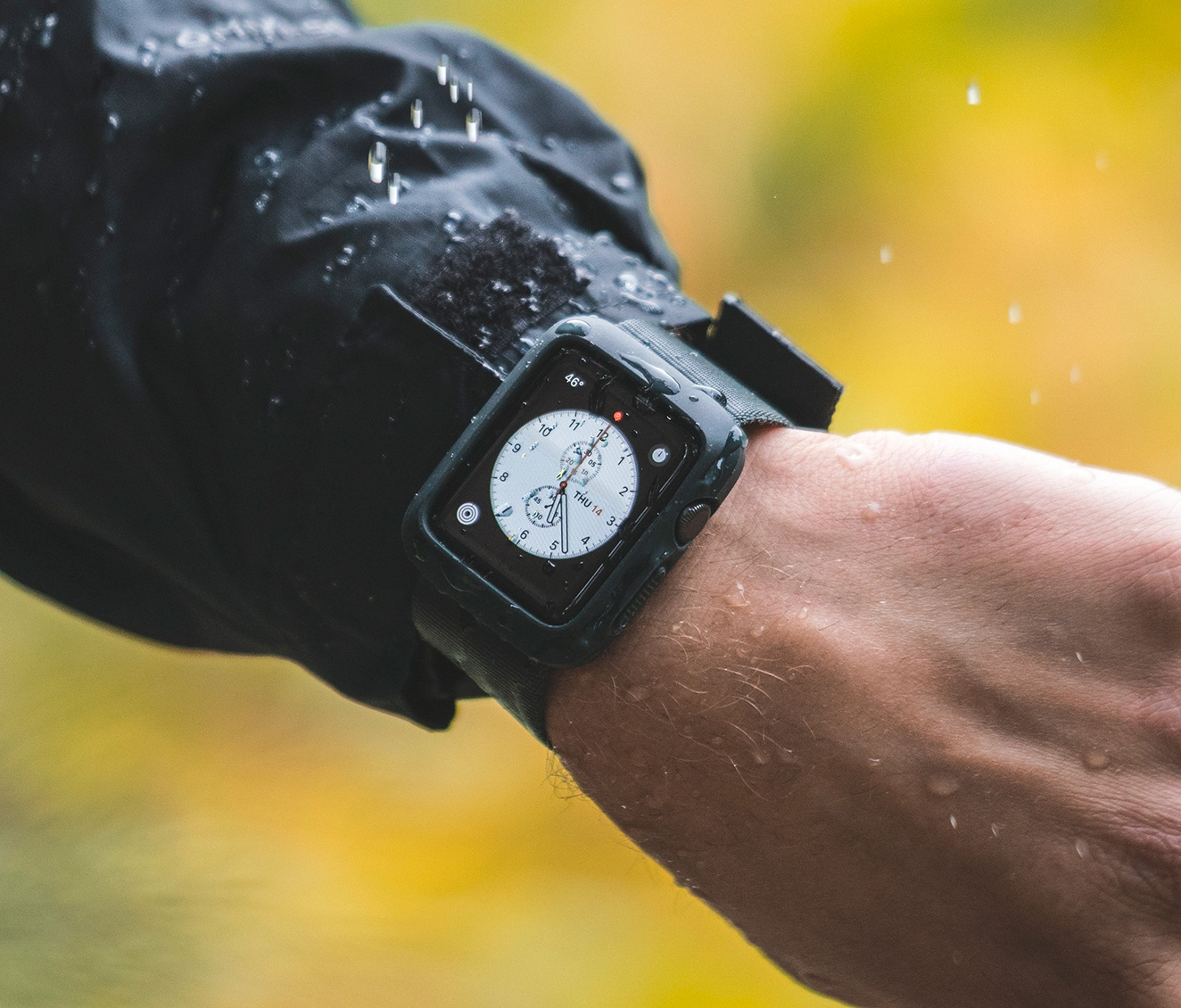 Lander's Moab Case is Battle Armor for Apple Watch at werd.com