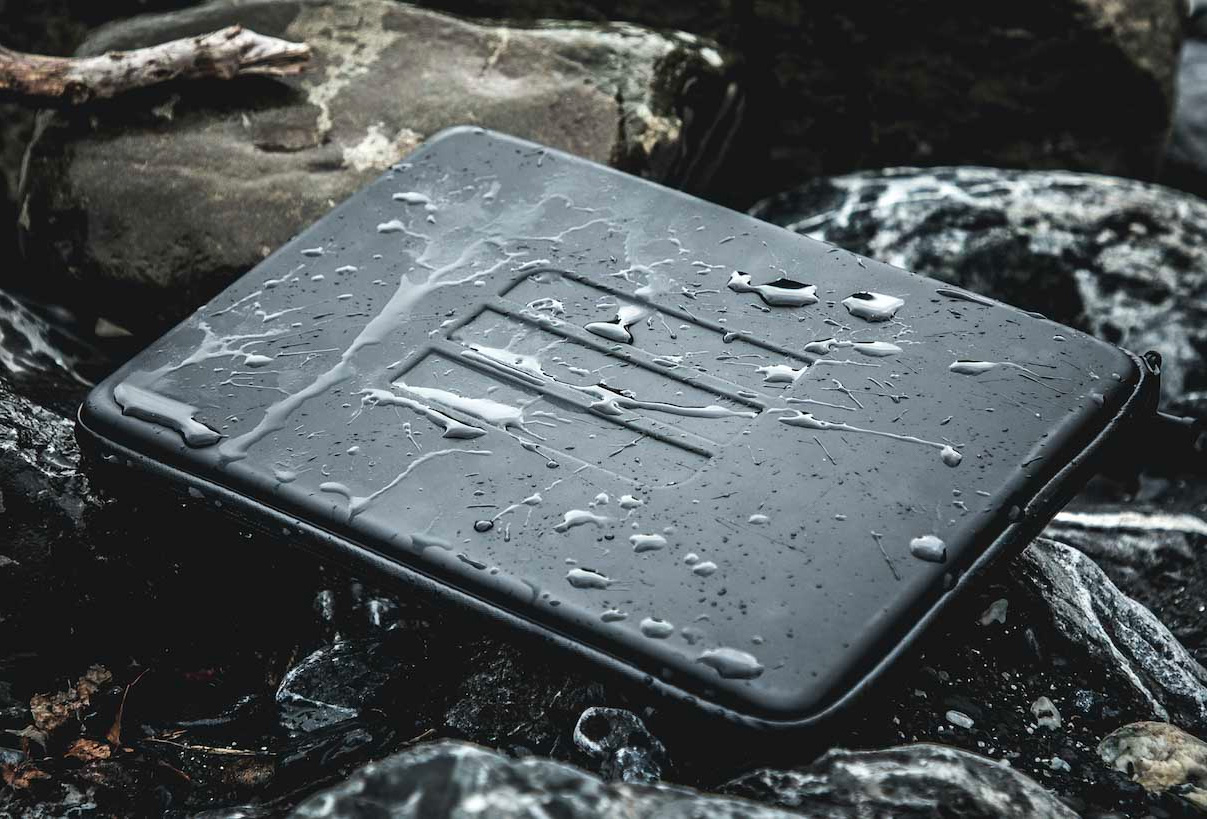 This Slim Laptop Case is Built for Adventure at werd.com