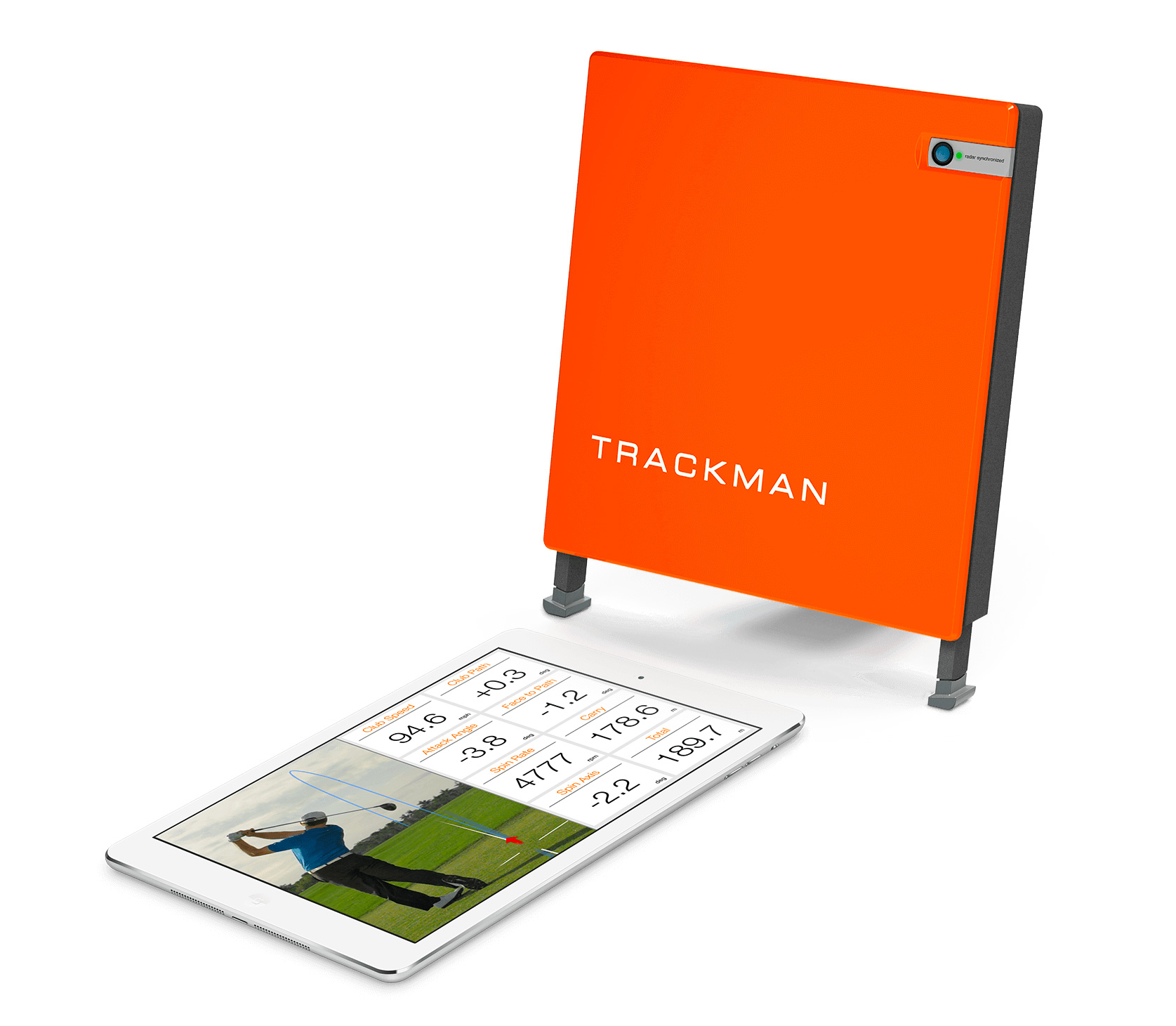 TrackMan 4: The Ultimate Golf Training & Data Tool at werd.com