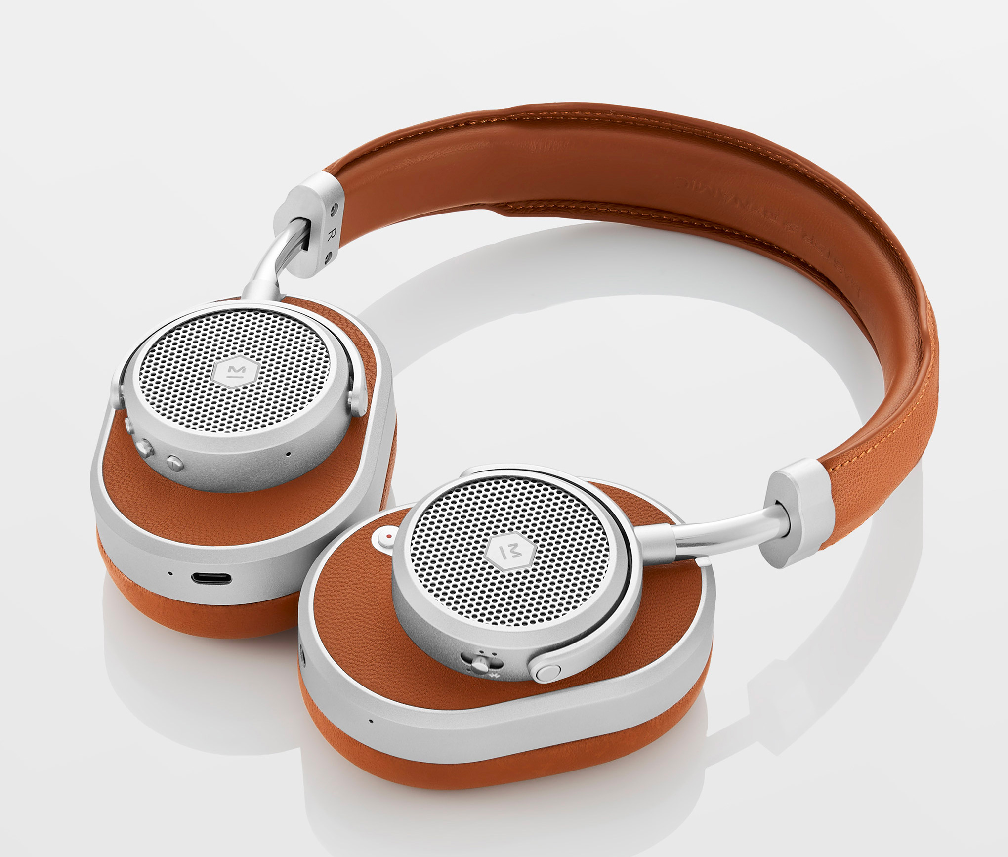 Master & Dynamic Adds Noise-Cancelling In Wireless MW65s Headphones at werd.com