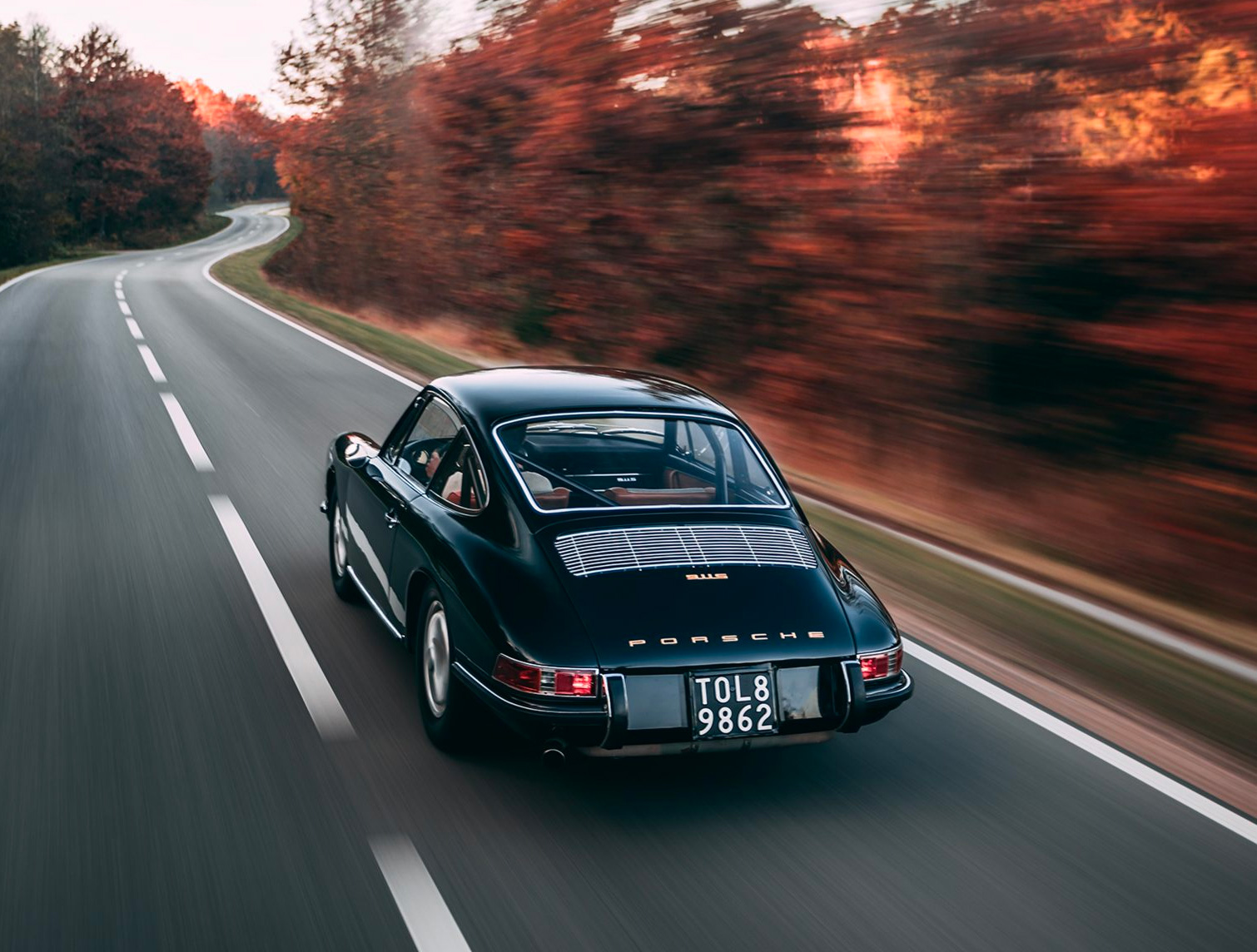 A Classic Porsche with Italian Racing Roots Can Be Yours at werd.com