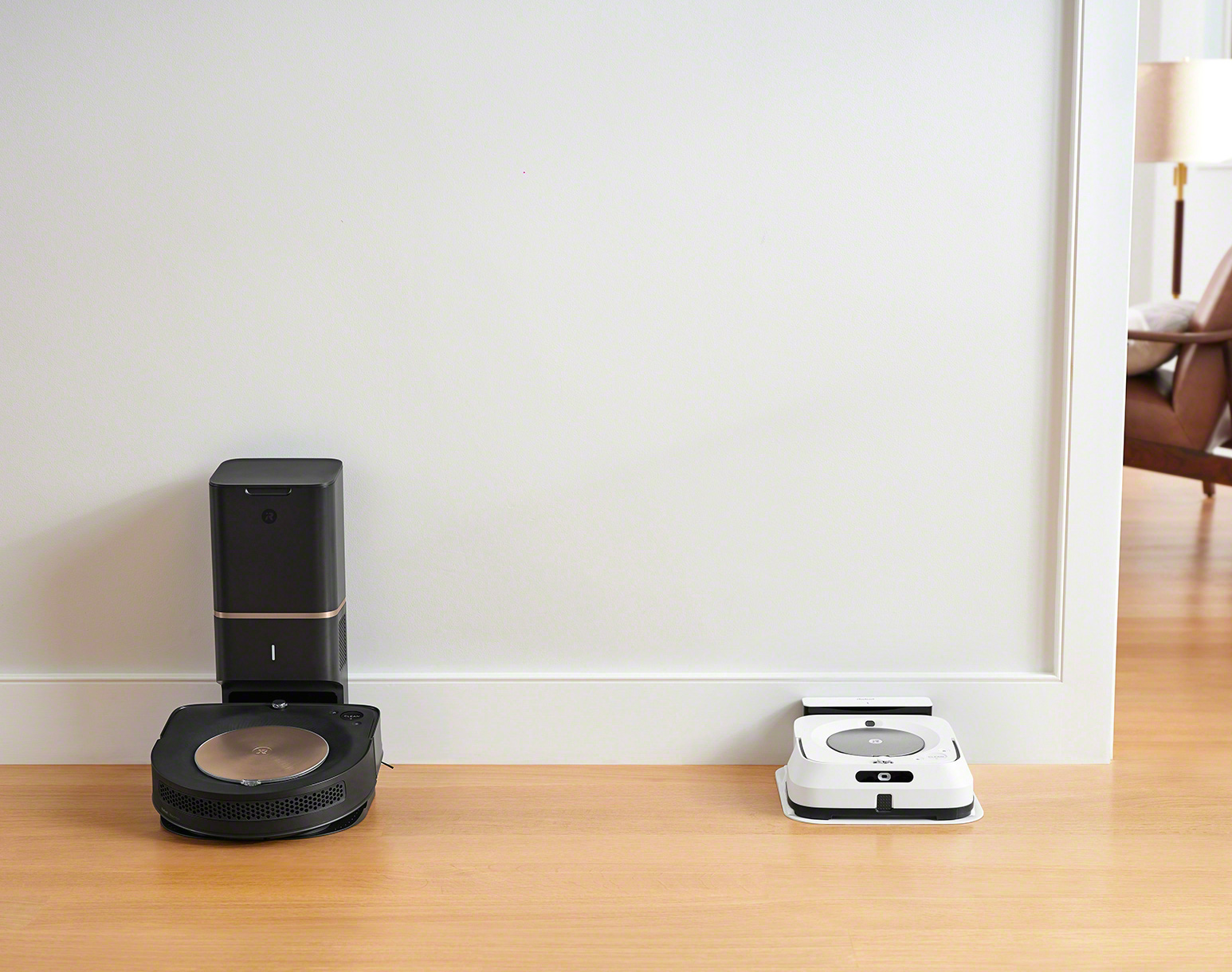 iRobot Keeps Making It Easier To Keep Your Crib Clean at werd.com