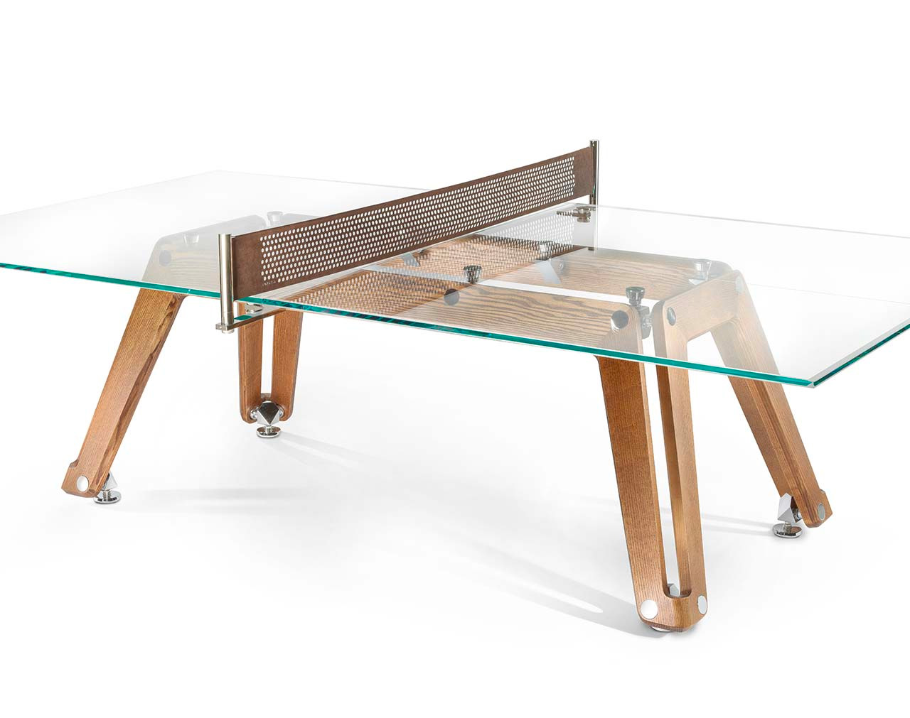 This Could Be the Most Beautiful Ping Pong Table Ever at werd.com