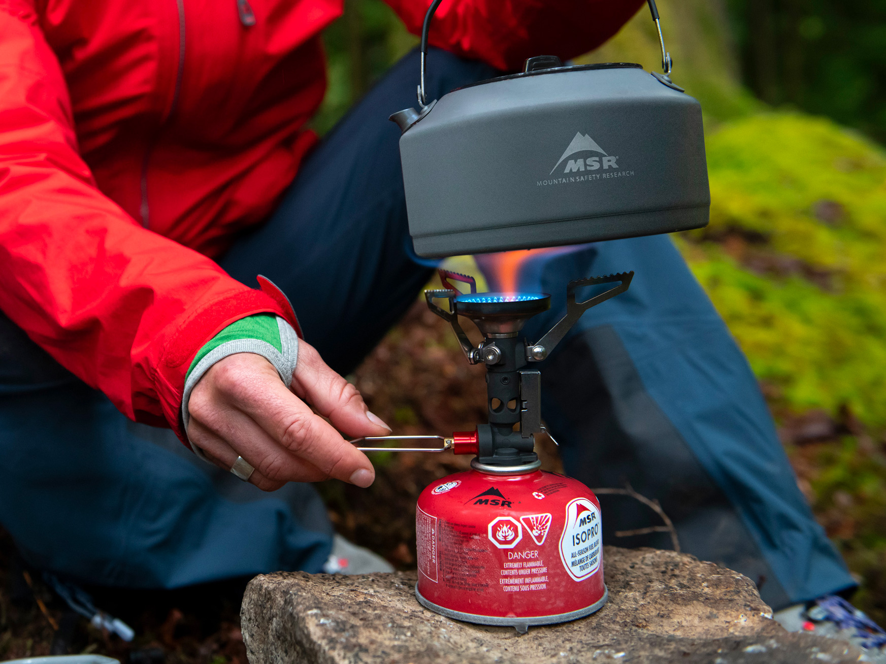 MSR Upgrades Their Lightest Camp Stove at werd.com