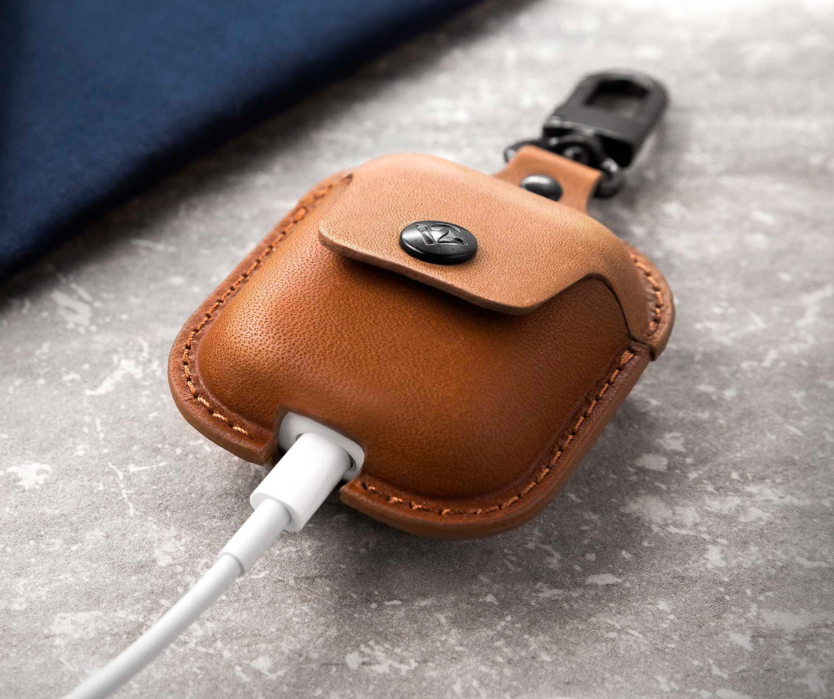 This Case Keeps Your AirPods Within Reach at werd.com