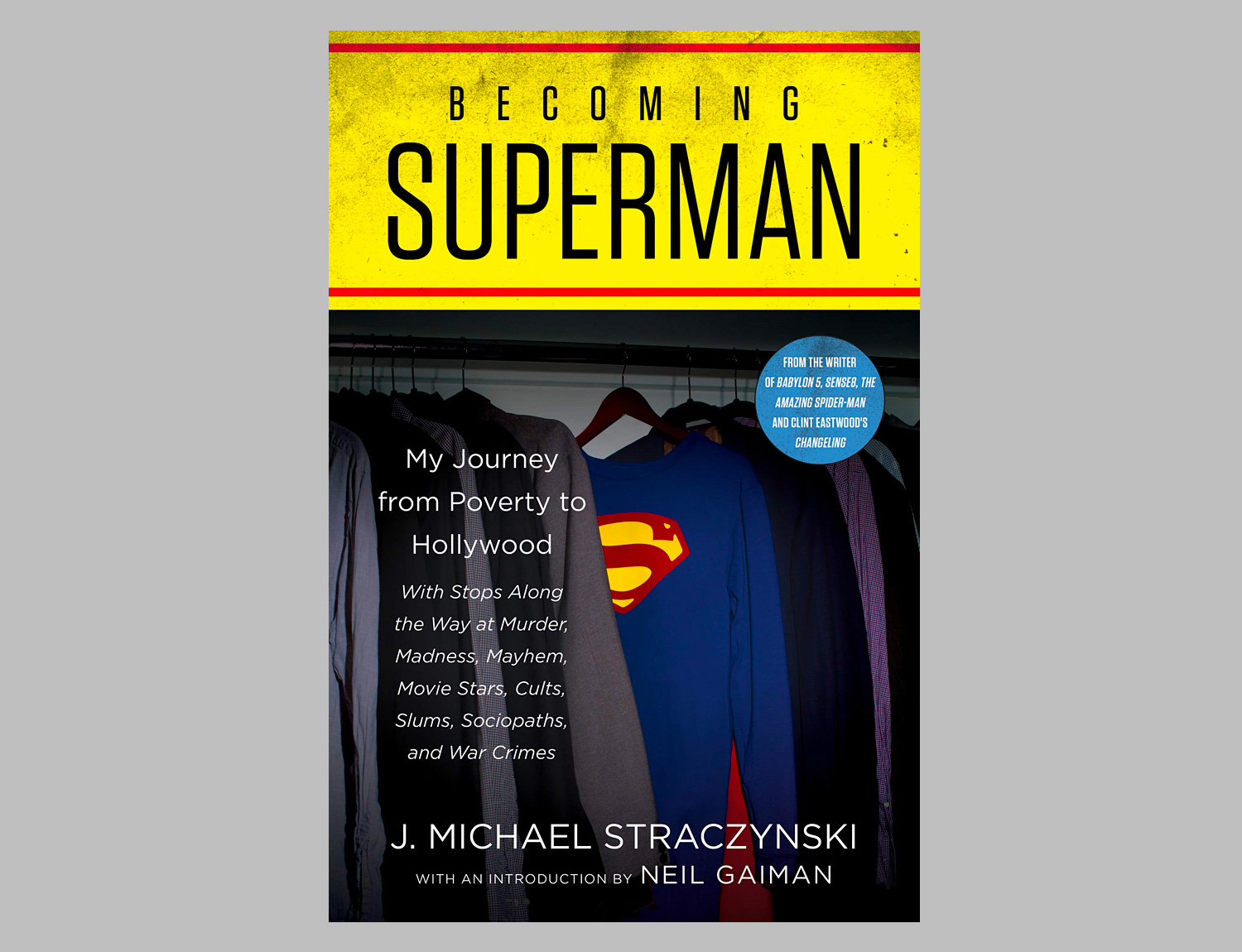 Becoming Superman: My Journey From Poverty to Hollywood at werd.com
