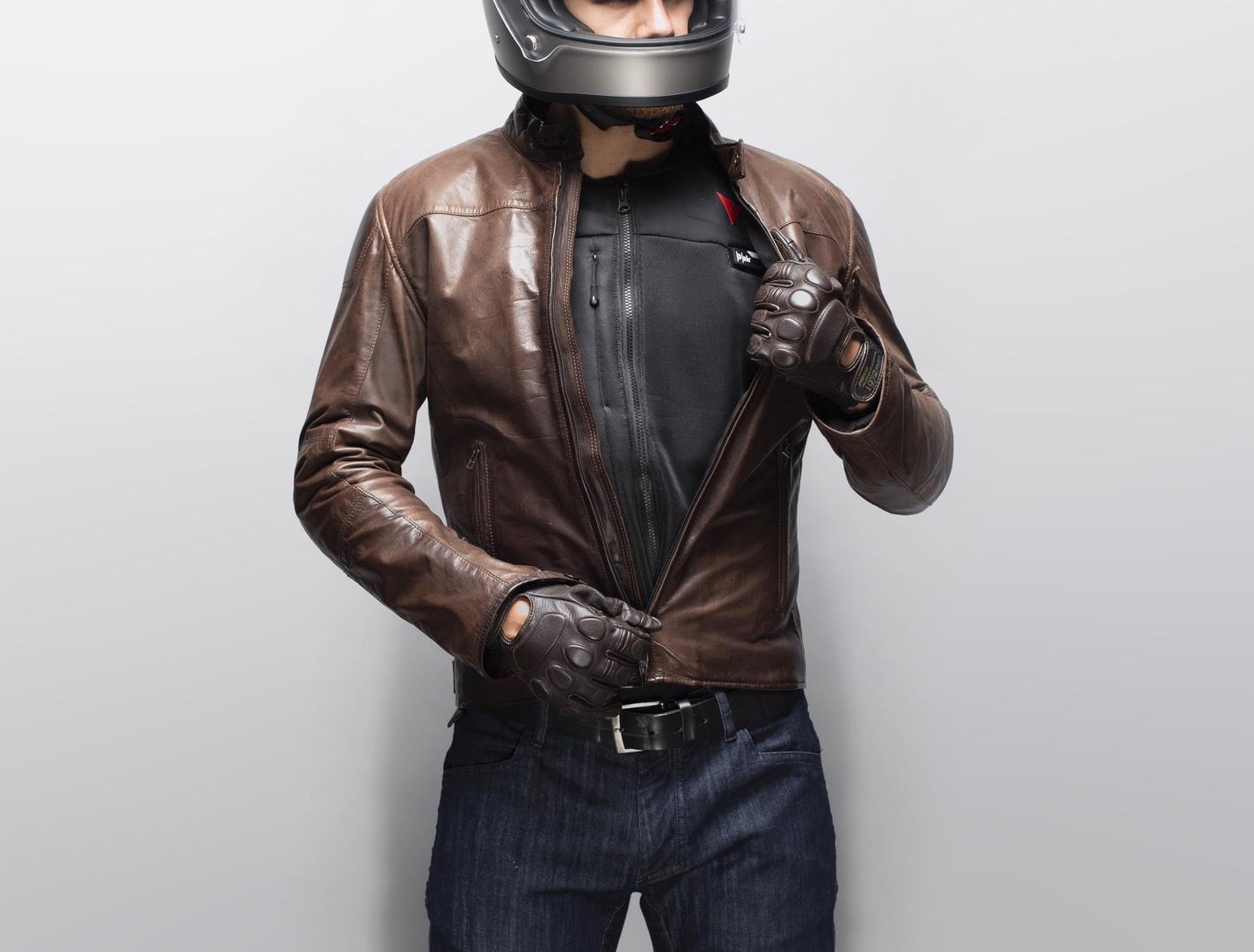 The Dainese Smart Jacket Gives Motorcyclists Maximum Protection at werd.com