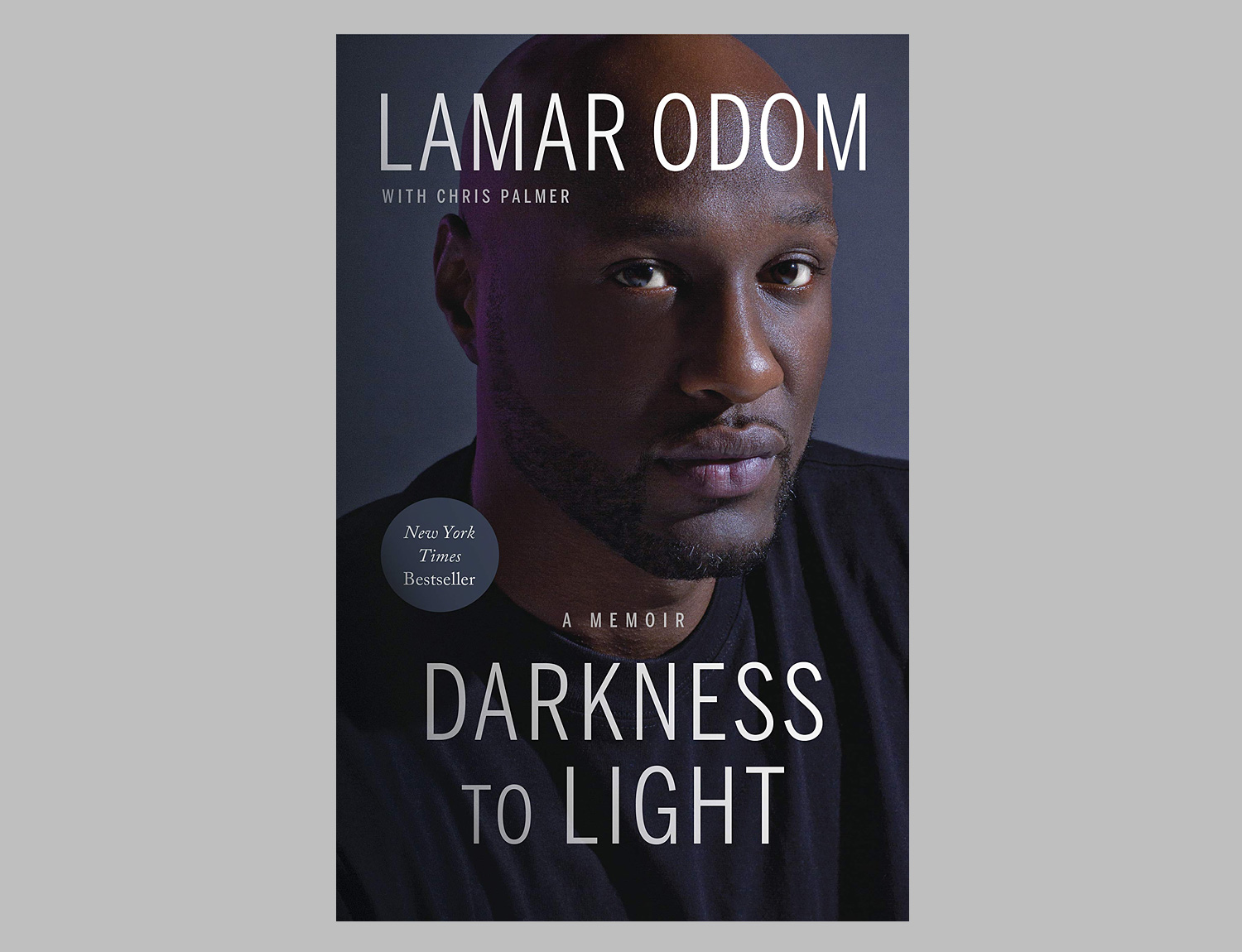 Darkness to Light: A Memoir By Lamar Odom at werd.com