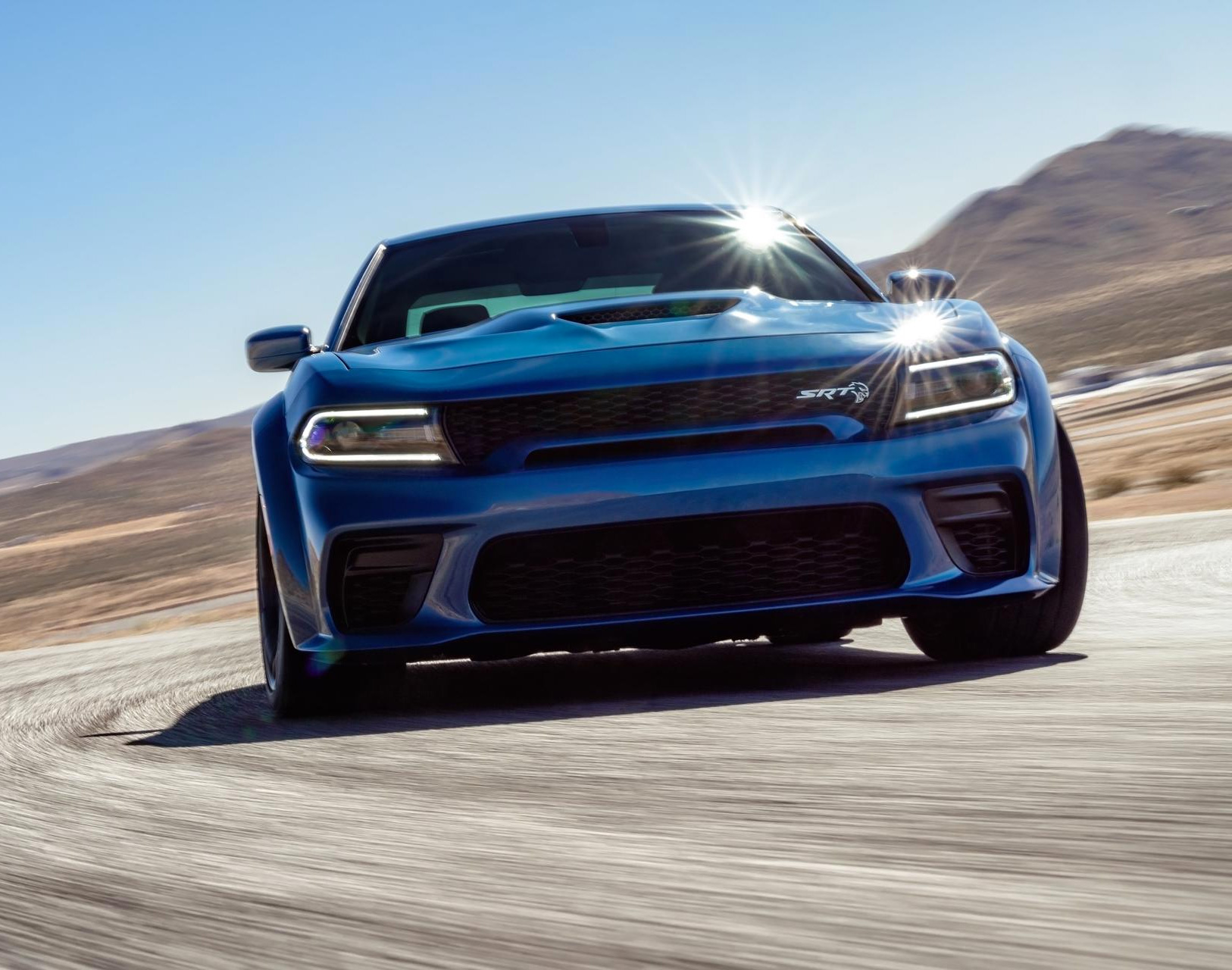 Dodge Introduces 2020 SRT Charger Widebody at werd.com