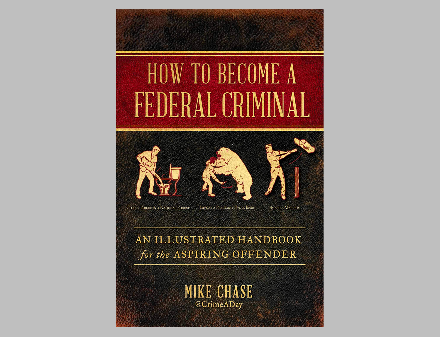 How to Become a Federal Criminal: An Illustrated Handbook for the Aspiring Offender at werd.com