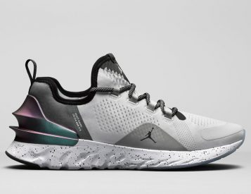 Jordan Brand Adds Nike React Technology To React Havoc Runner