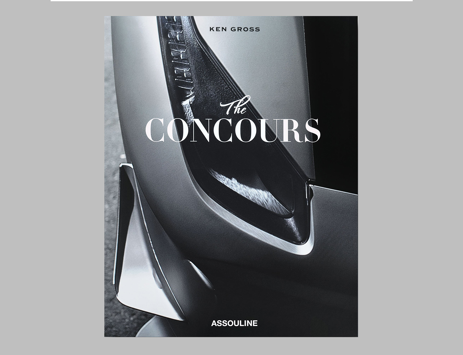 The Concours Celebrates The World's Most Incredible Cars at werd.com