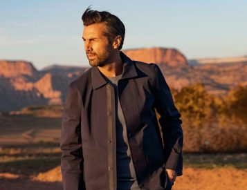 Bad Weather, Good Look: Aether's Cole Jacket