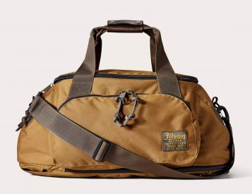 Carry This Ballistic Filson Duffel Any Way You Want