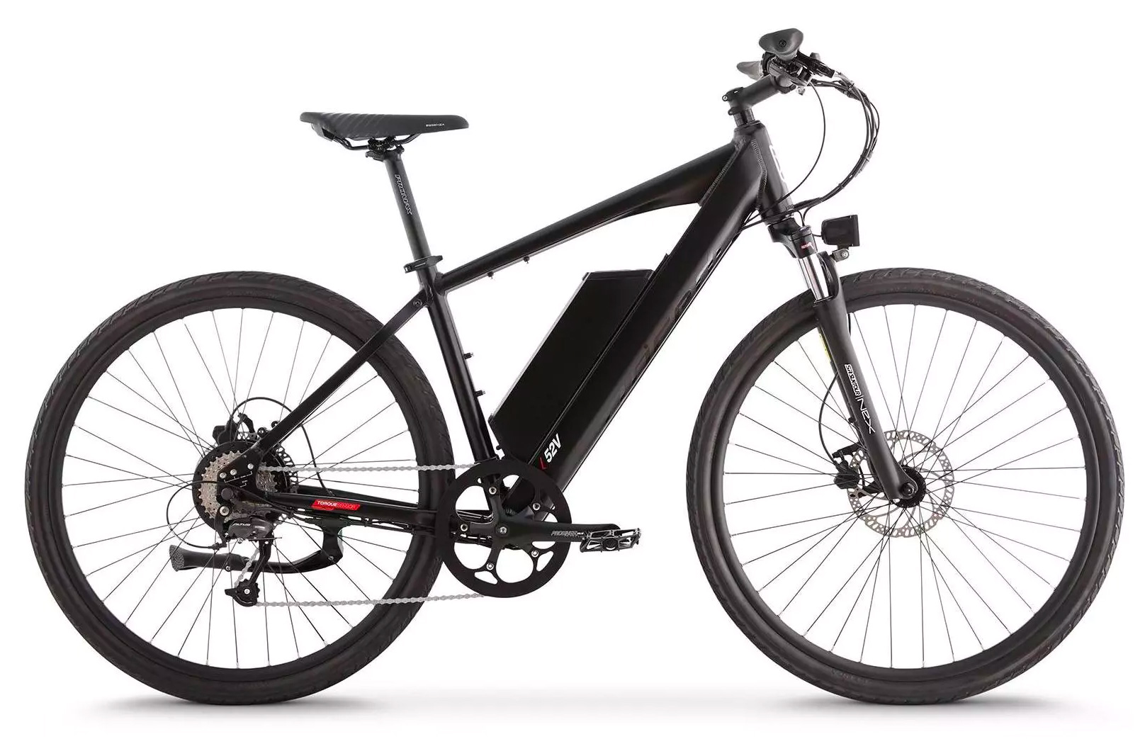 This New Juiced CrossCurrent S2 E-Bike Is Fast & Fun at werd.com