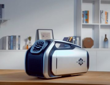 Pretty Cool: The World's First Battery-Powered Air Conditioner