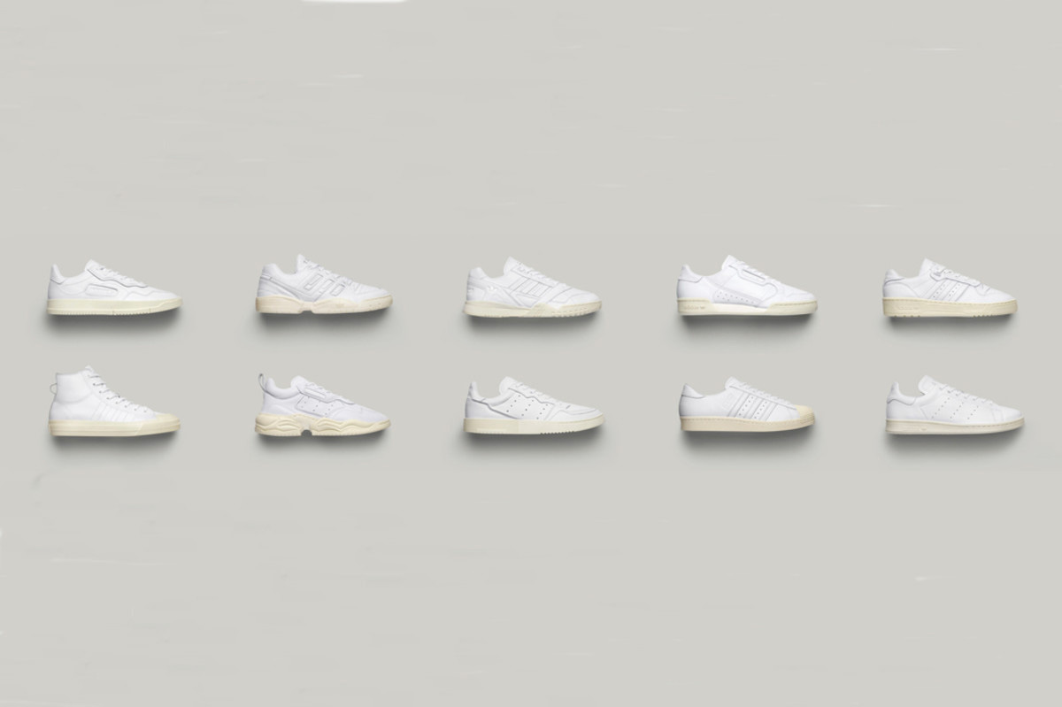 "Adidas' ""Home Of Classics"" Collection Has All Your Summer Whites at werd.com"