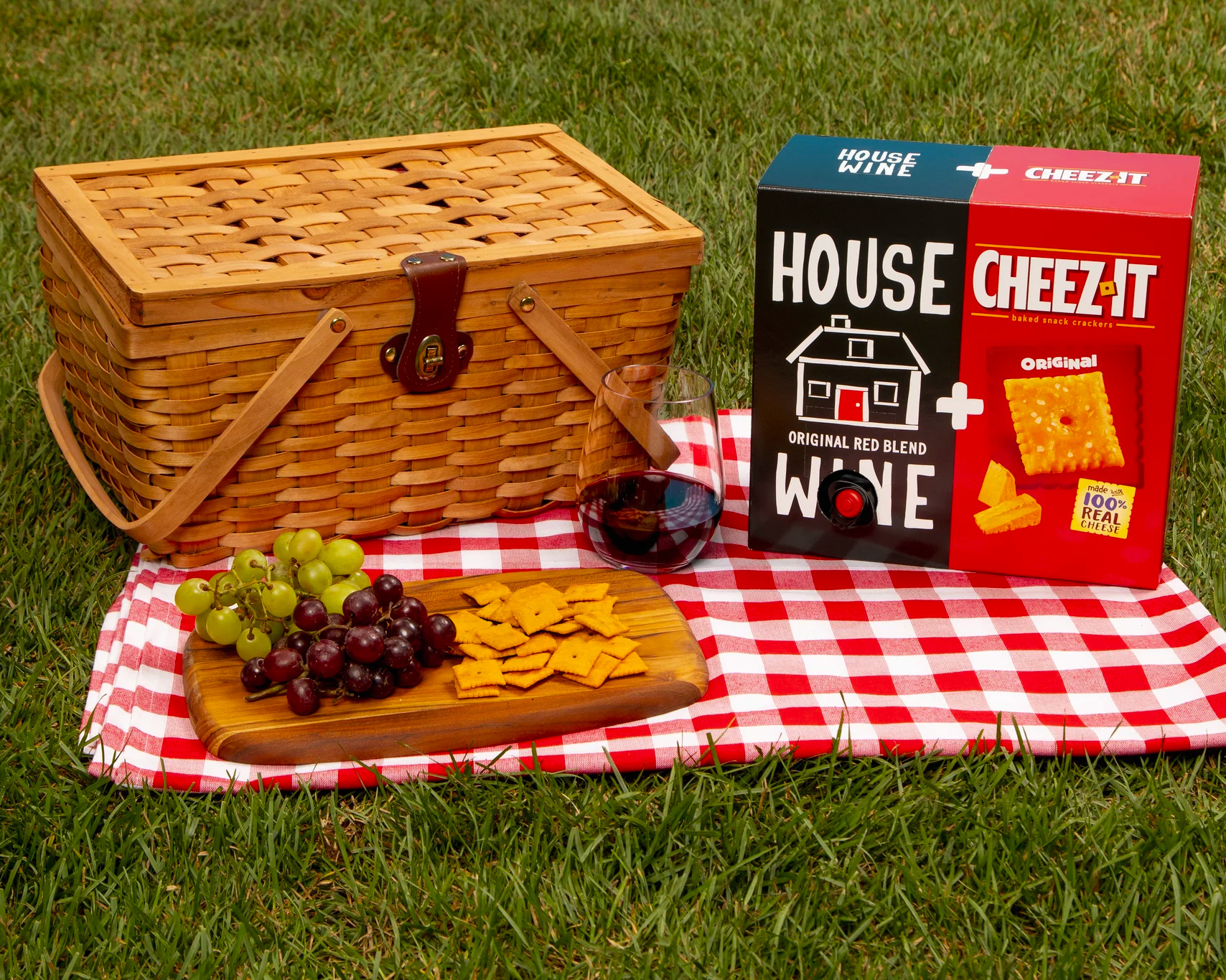 Hosting a Little Wine & Cheese Social Just Got Cheezier at werd.com