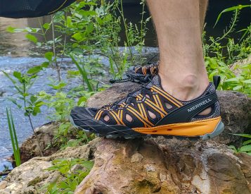 These Water-Ready Merrell Hikers Will Keep You Cool