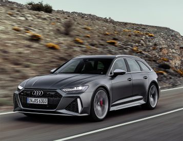 The 2020 Audi RS6 Avant is Coming To America