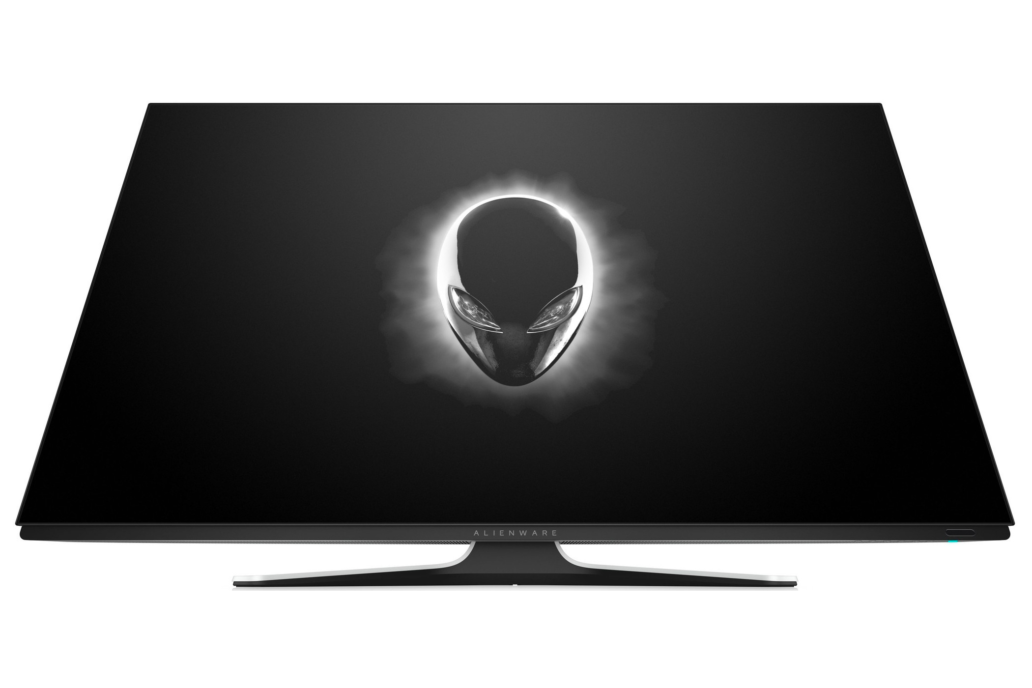 Alienware Unveils 55-Inch OLED Gaming Monitor at werd.com