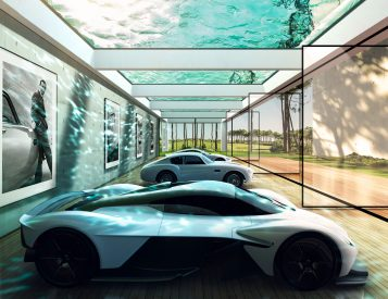Aston Martin Will Create a James Bond-Level Lair Just for You