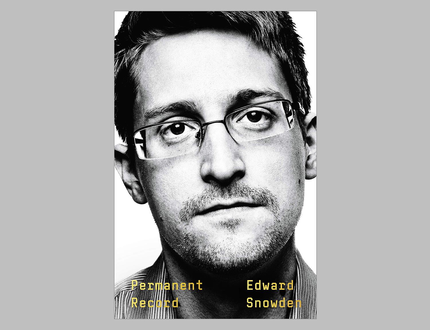 Edward Snowden Autobiography: <i>Permanent Record</i> at werd.com