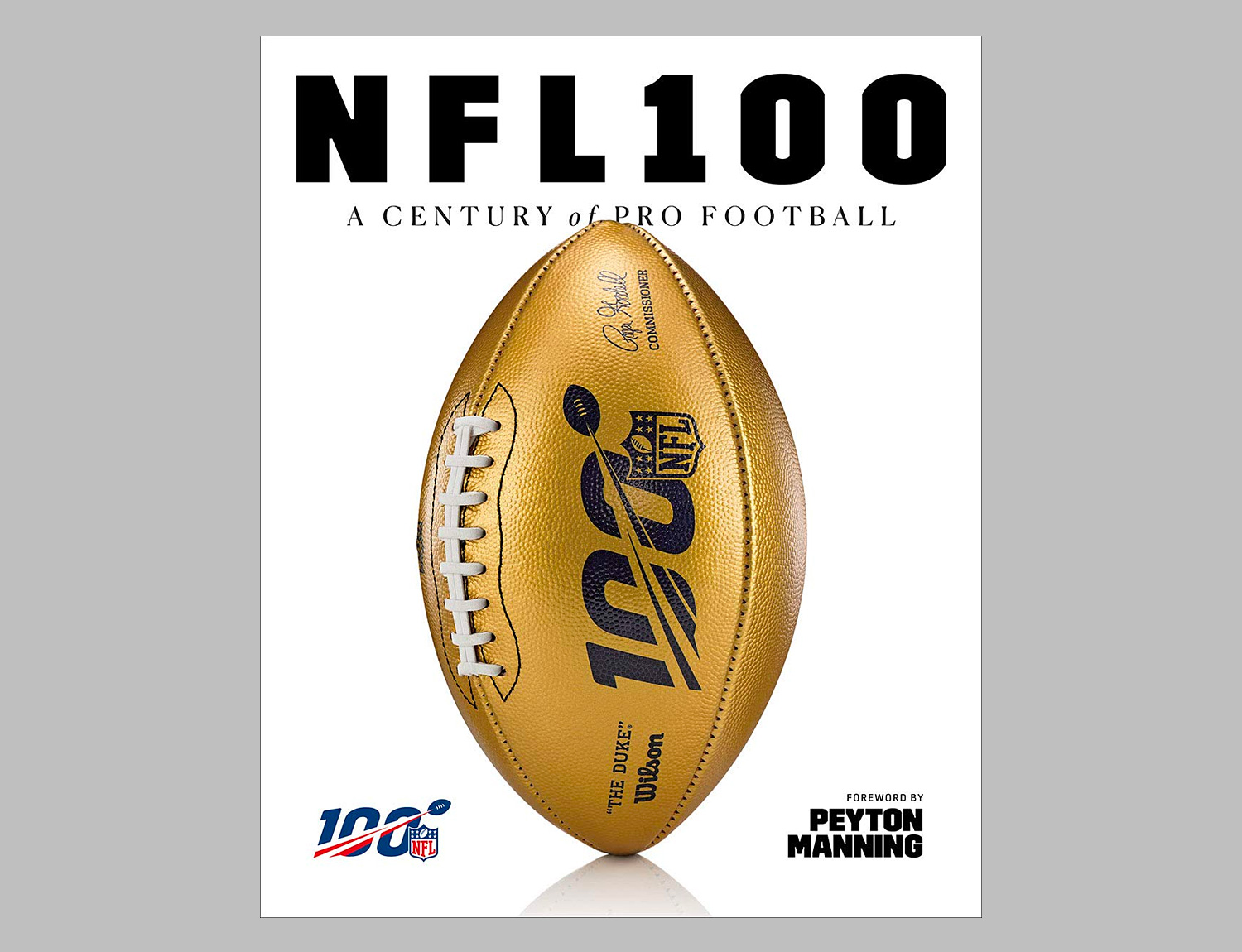 NFL 100: A Century of Pro Football at werd.com