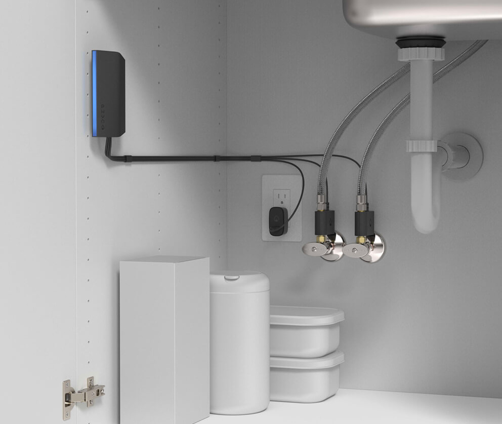 The Phyn Smart Water Assistant Stays One Step Ahead of Home Plumbing Problems at werd.com