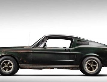 Steve McQueen's <i>Bullitt</i> Mustang Could Set a New Price Record