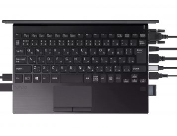 VAIO's SX12 Laptop Has Ports for Absolutely Everything