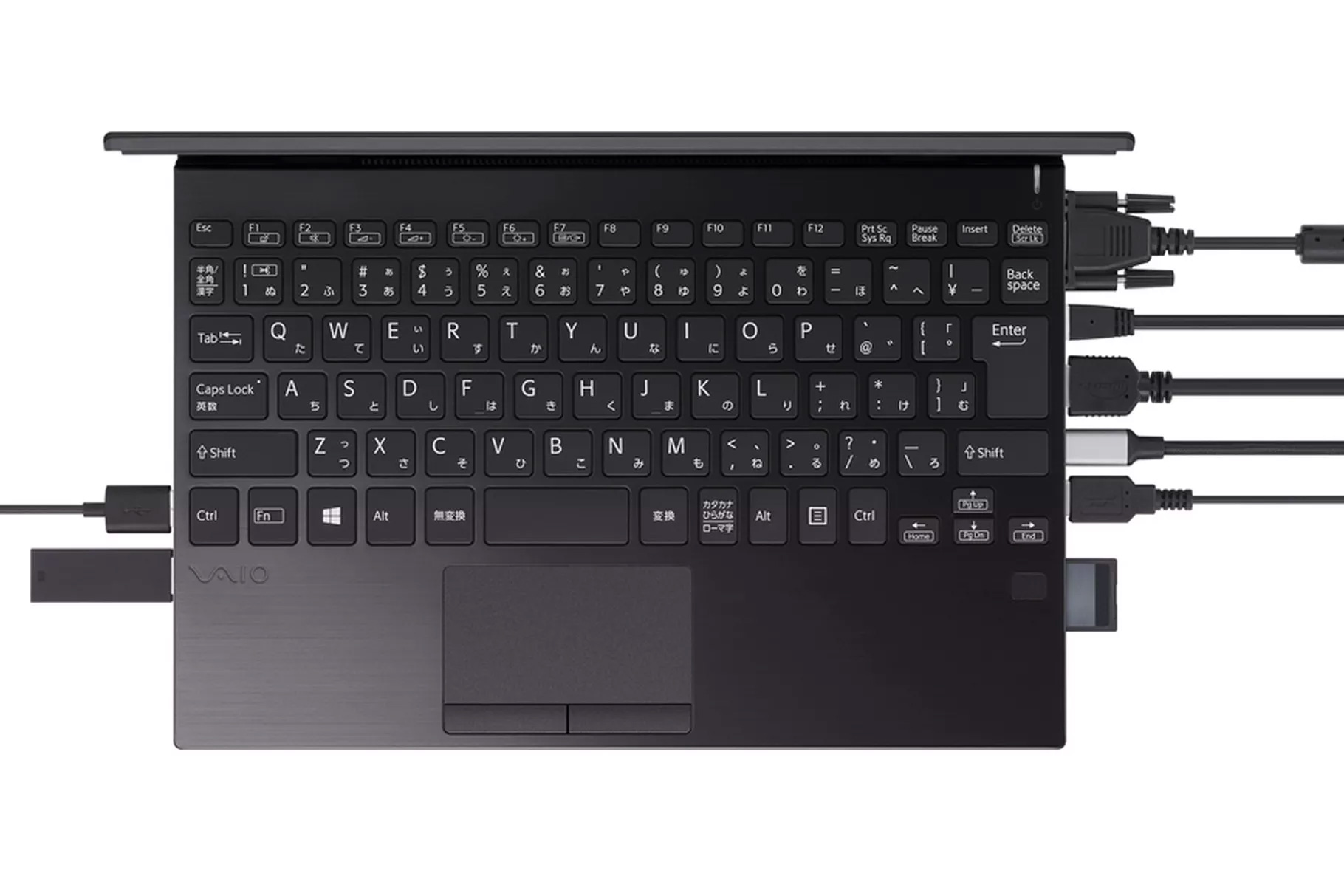 VAIO's SX12 Laptop Has Ports for Absolutely Everything at werd.com