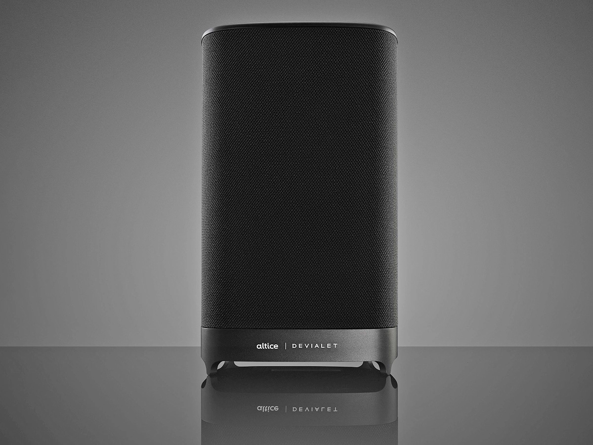 Alexa for Audiophiles: The Altice Amplify Speaker at werd.com
