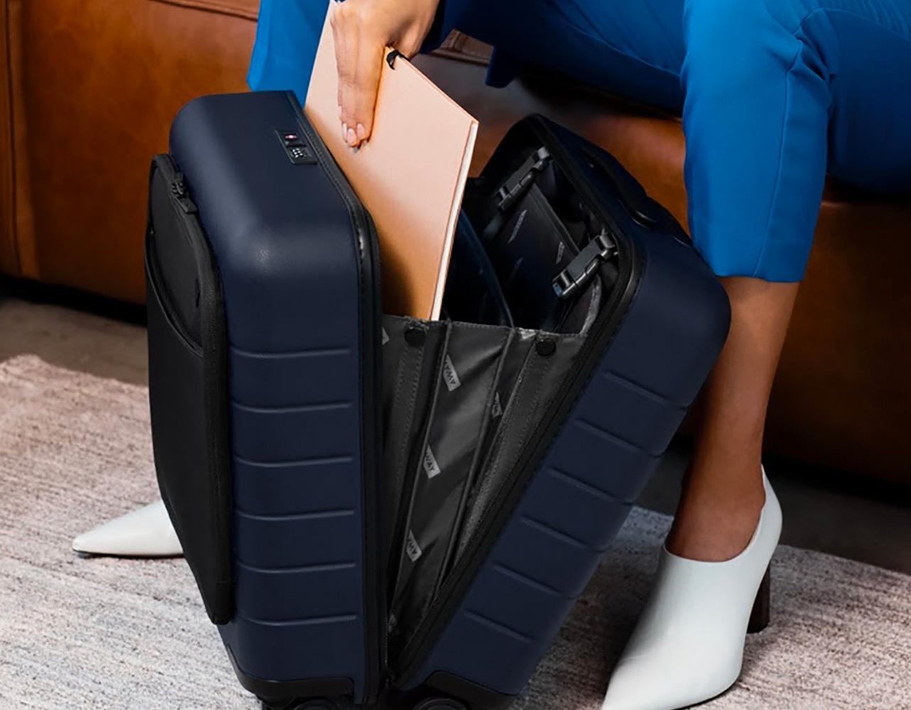 Away's Daily Carry-On Handles All Your Business at werd.com